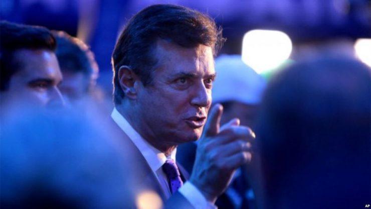 Манафорт обжалует заключение в тюрьме
