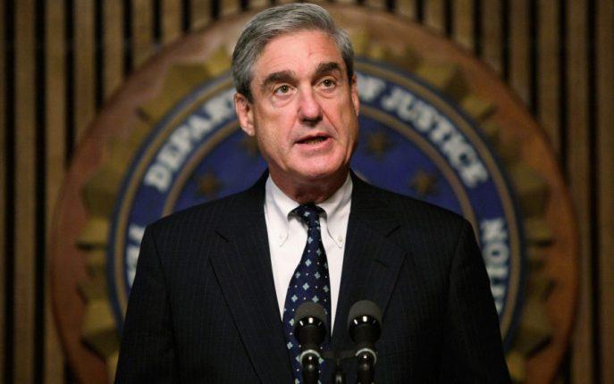 Bloomberg: Мюллер подготовит выводы о возможном сговоре команды Трампа с РФ до осени