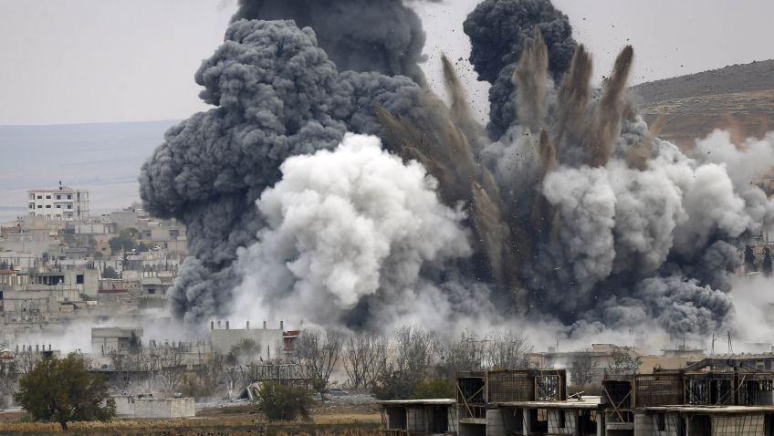 США пригрозили «твердой и надлежащей» реакцией на обострение в Сирии