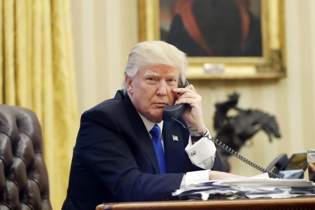 Трамп подписал указ, чтобы положить конец разделению семей нелегалов