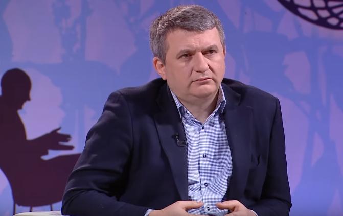 Юрий Романенко: Мы наблюдаем финал Второй украинской республики