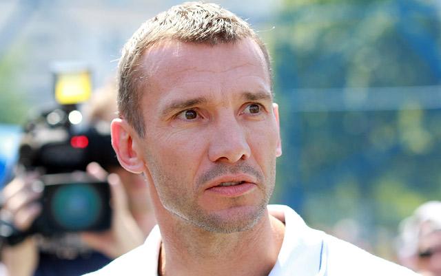 В СМИ назвали размер зарплаты Андрея Шевченко в сборной Украины