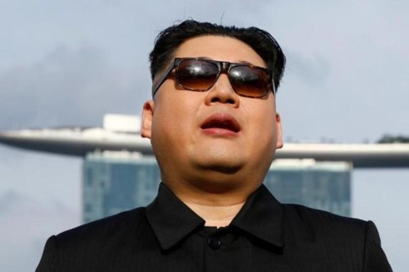 Двойника Ким Чен Ына задержали в Сингапуре