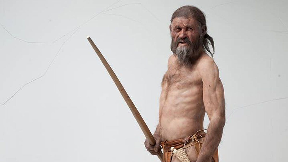Ученые рассказали, как прошли последние дни «ледяного человека» Эци 5300 лет назад