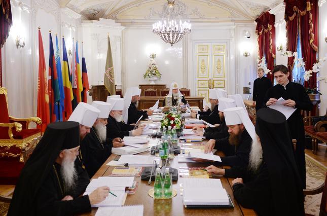 Церковный раскол в Украине стал главной задачей РПЦ