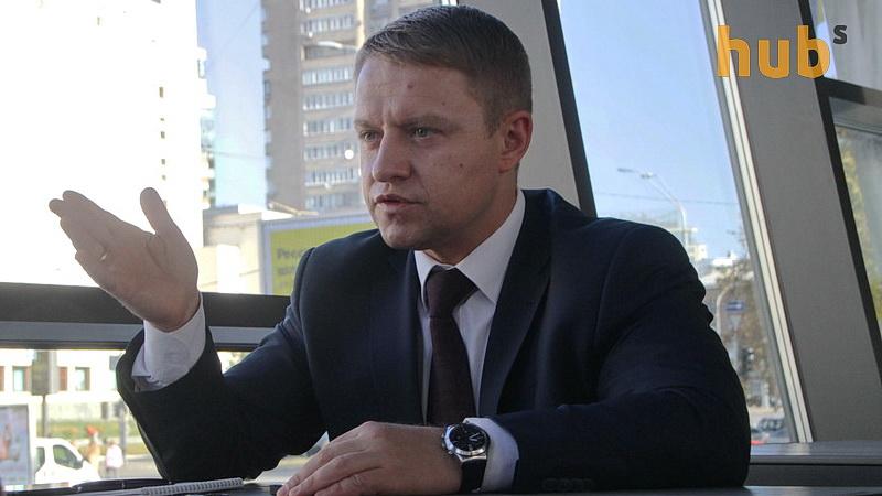 Глава Киевской ОГА уходит в отставку ради политики