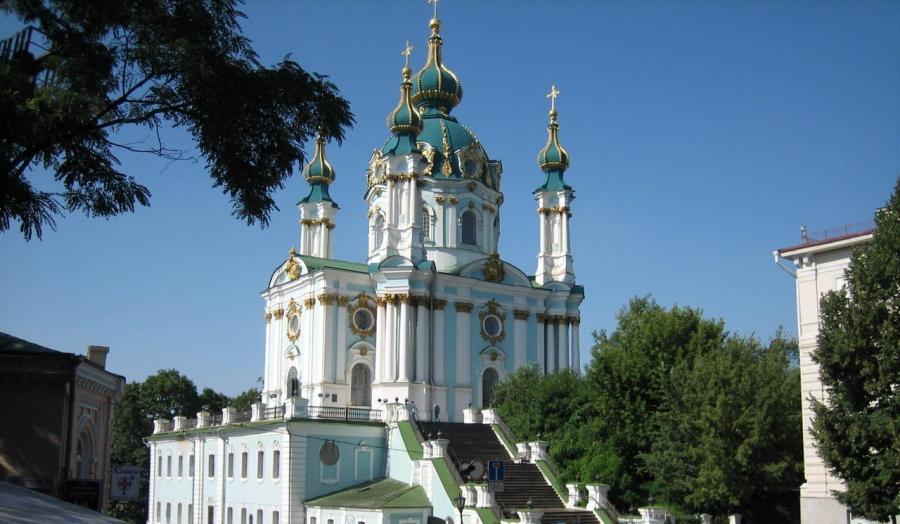 Рада одобрила передачу Андреевской церкви в пользование Вселенскому патриархату