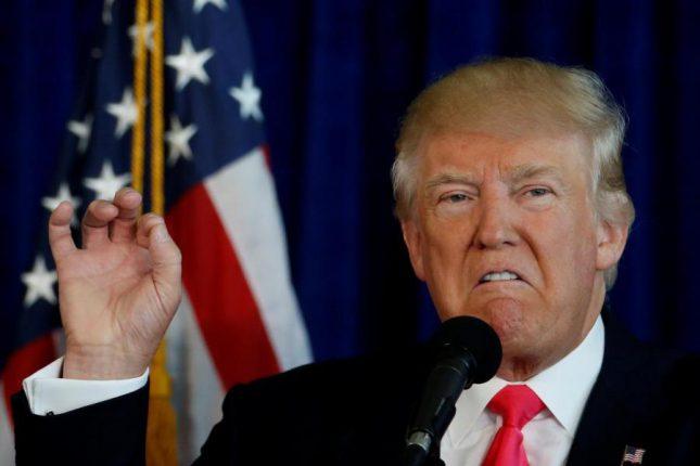 Трамп: Китай нанес очень большой вред экономике США