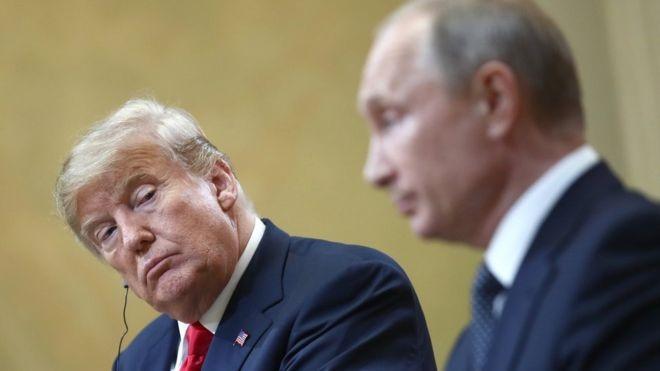 Зачем Трамп угрожает России выходом США из договора РСМД
