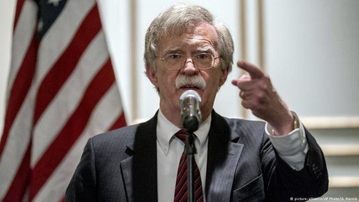 США задумались о стратегическом сотрудничестве с РФ из-за ракетных возможностей Китая, — Болтон