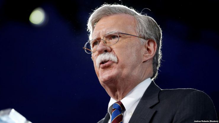 Болтон: США еще не приняли решение о новых санкциях против РФ