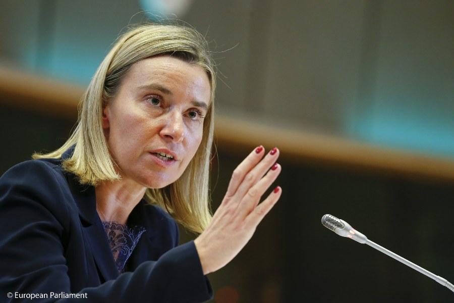 Без Европейского Союза мир рухнет — Могерини