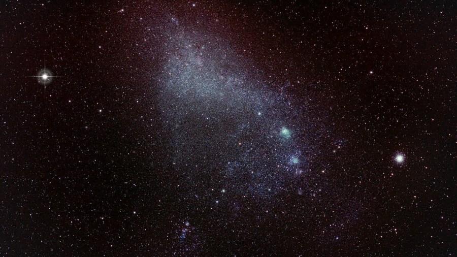 Галактика-спутник Млечного Пути разваливается на части — астрономы
