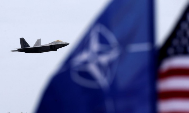 НАТО не будет строить склады в Украине, но поможет советами