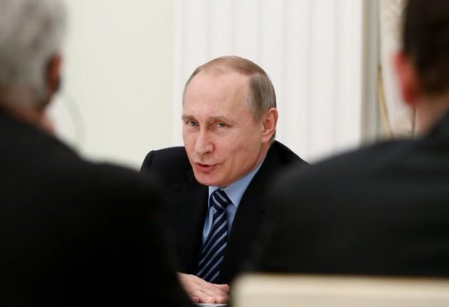 Путин рассказал анекдот про отношения России и США