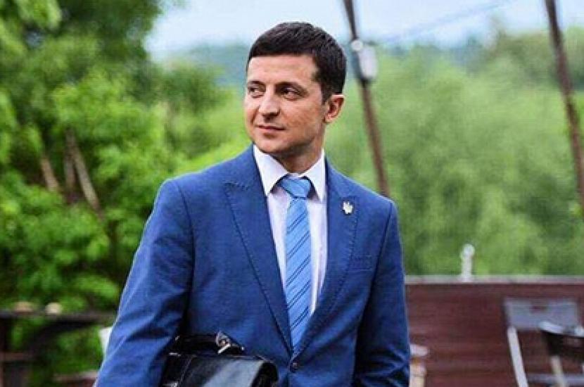 Коломойский решил выдвинуть Владимира Зеленского в президенты