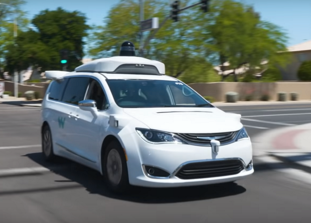 Беспилотные авто Waymo проехали 10000000 миль по дорогам общего пользования