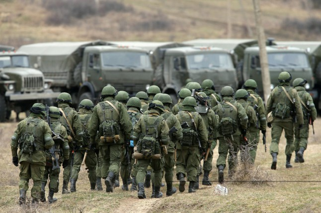 Путин: Крым наш, не потому, что мы пришли и что-то схапали