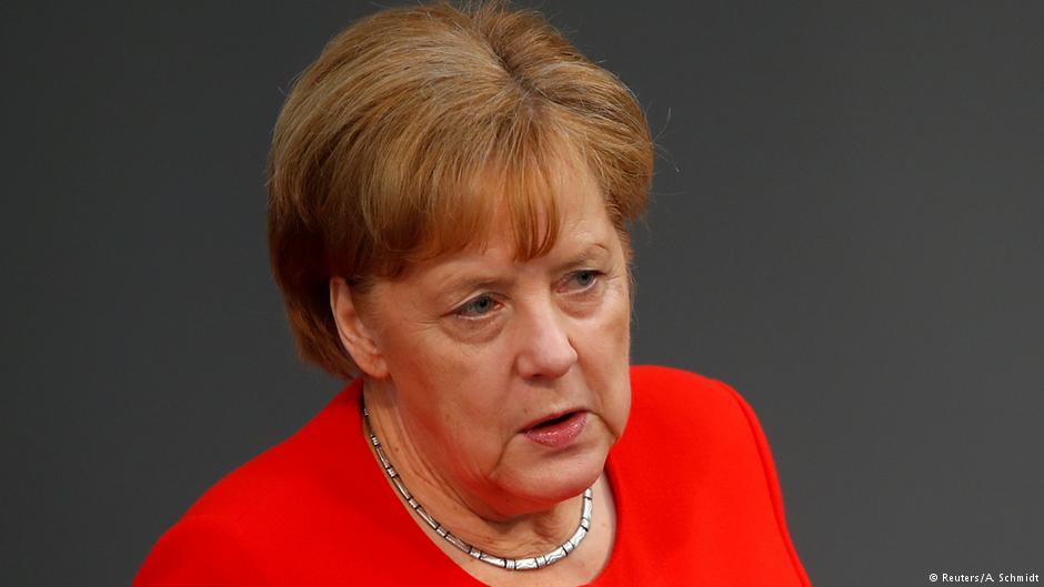 Меркель: «выборы» в ОРДЛО противоречат Минскому процессу