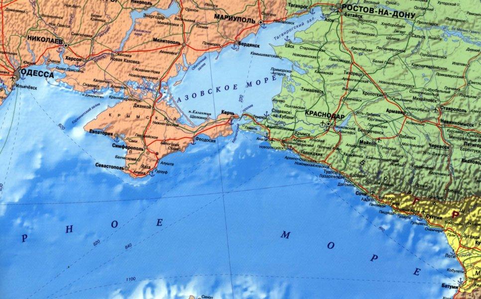 Россия готовит Чёрное и Азовское моря как плацдарм для наступления