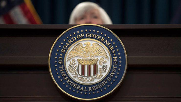 Трамп винит ФРС в обвале фондового рынка