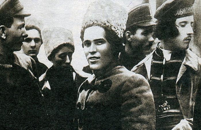 K 130-летию Нестора Махно