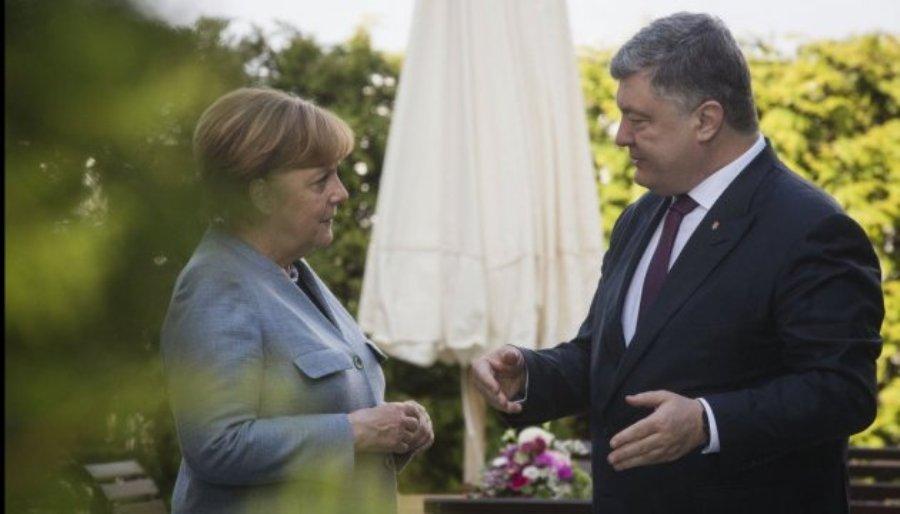 Названа цель приезда Ангелы Меркель в Украину