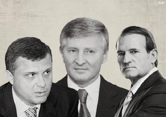 Россия ударила по бизнесу Ахметова
