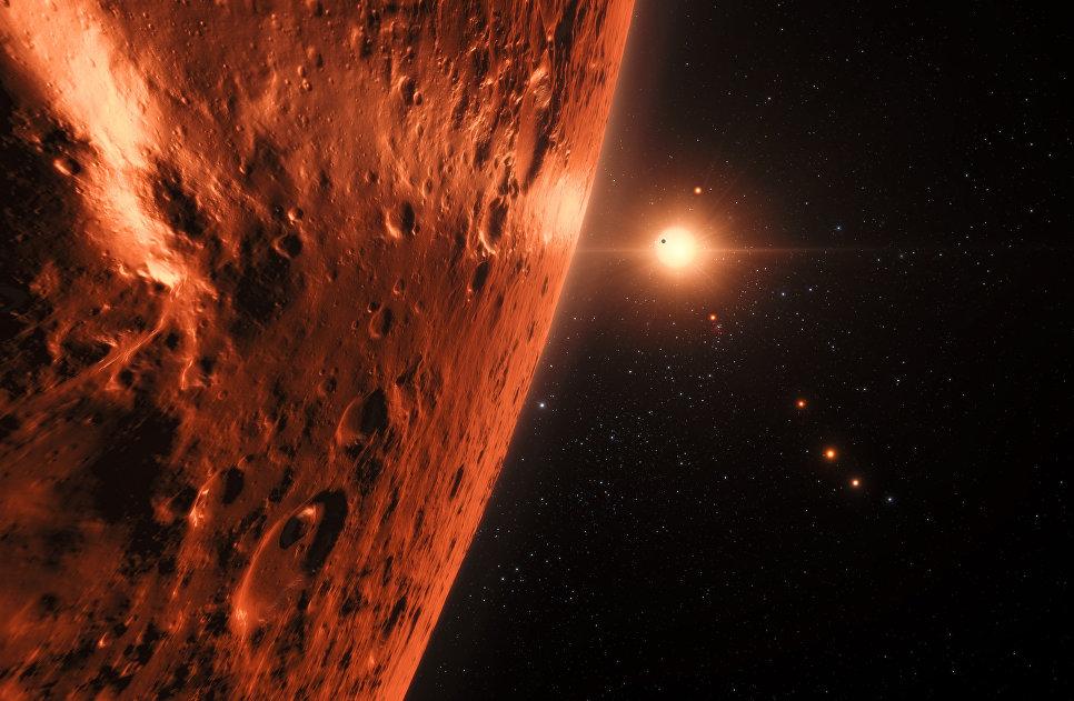 Ученые усомнились в обитаемости «семи сестер Земли» у соседней звезды