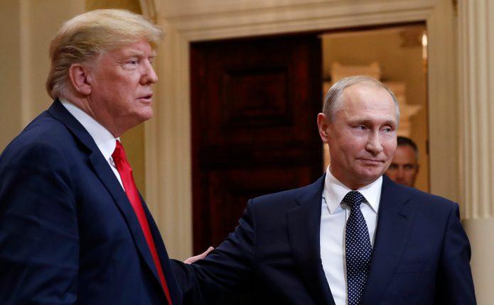 Трамп отменил встречу с Путиным из-за морской агрессии против Украины