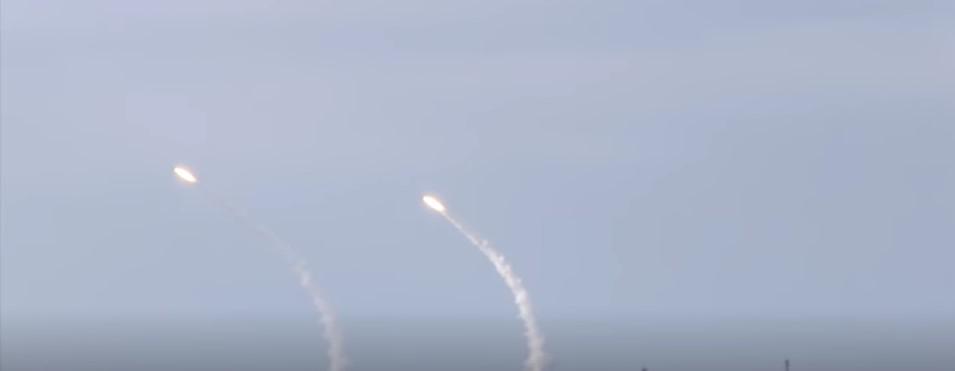 Украина сегодня стреляла боевыми ракетами в Черном море