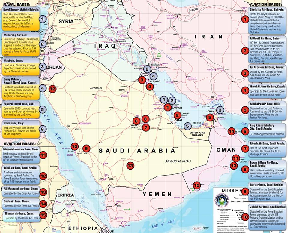 И грянет гром: удастся ли Соединённым Штатам победить Иран?