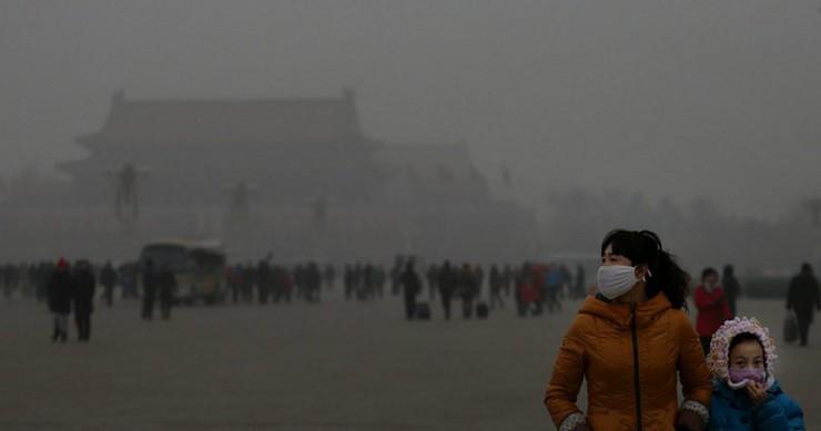 Загрязненный воздух способствует умственной отсталости у детей