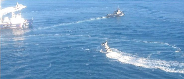 Российский эксперт назвал заявление ФСБ о захвате украинских катеров «полным бредом»