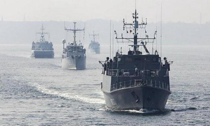 ВМС Украины сообщают о захвате катеров Россией