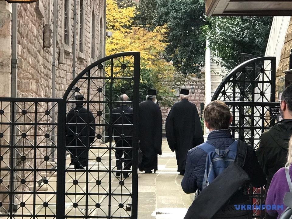 На Синоде в Стамбуле сегодня обсудят текст Томоса для Украины