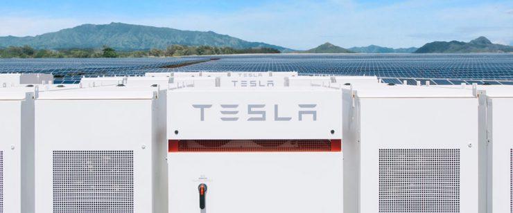Хранилища электроэнергии заменят электростанции на газе в Калифорнии