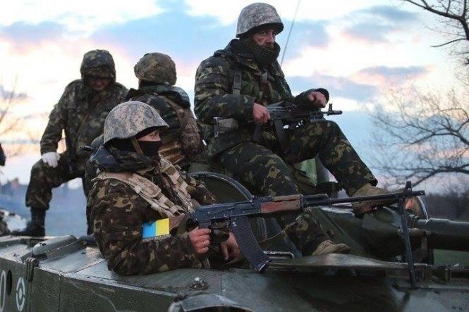 Вера и военное положение в Украине