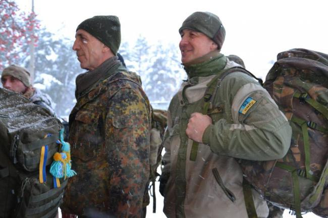 С 3 декабря в Украине начнутся широкомасштабные сборы резервистов