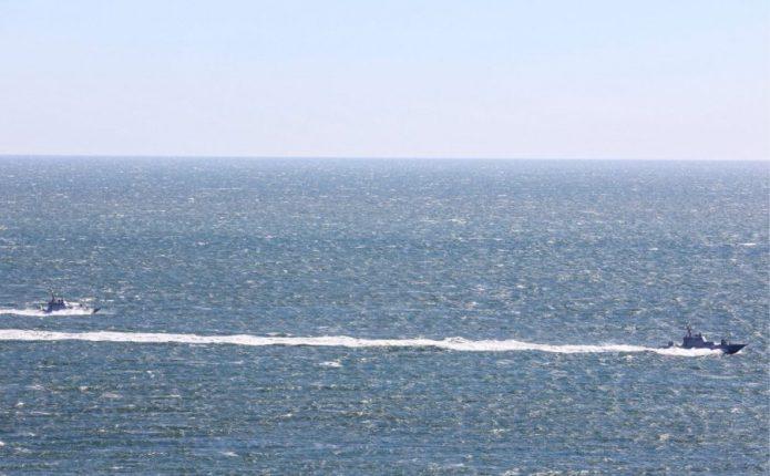 Проход судов с агропродукцией через порты в Азовском море разблокировали