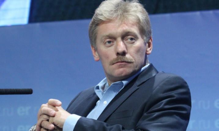 Песков объяснил, почему Россия не может отпустить украинских моряков