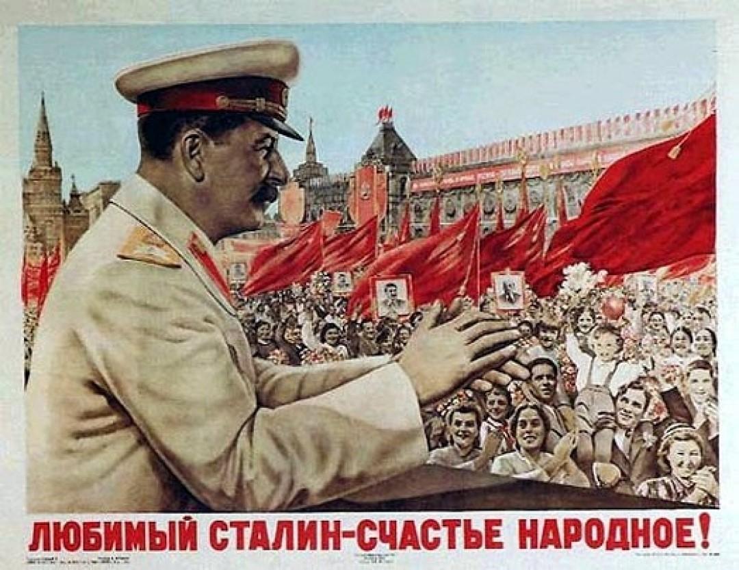 У Холодной войны как раз женское лицо: она должна привлекать, а не отталкивать