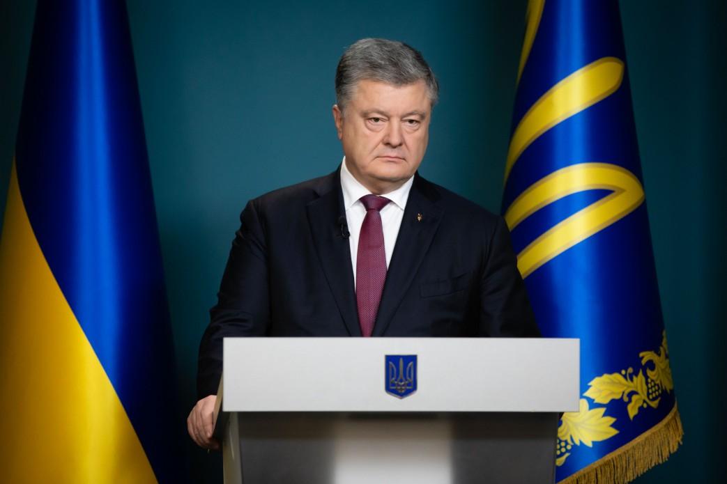 Порошенко: Никто не знает, кого Россия атакует завтра