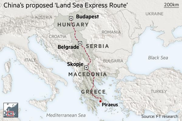 Східноєвропейські брами Китаю: Угорщина у новій стратегії Пекіна