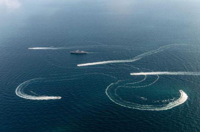 В России объяснили, почему напали на корабли ВМС Украины