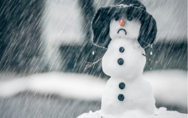 Синоптики обещают снег с дождем до 10 декабря