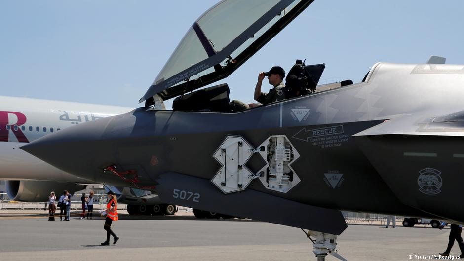 США доминируют на мировом рынке оружия — SIPRI