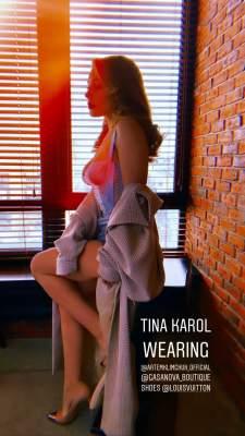 Тина Кароль поразила поклонников откровенными снимками