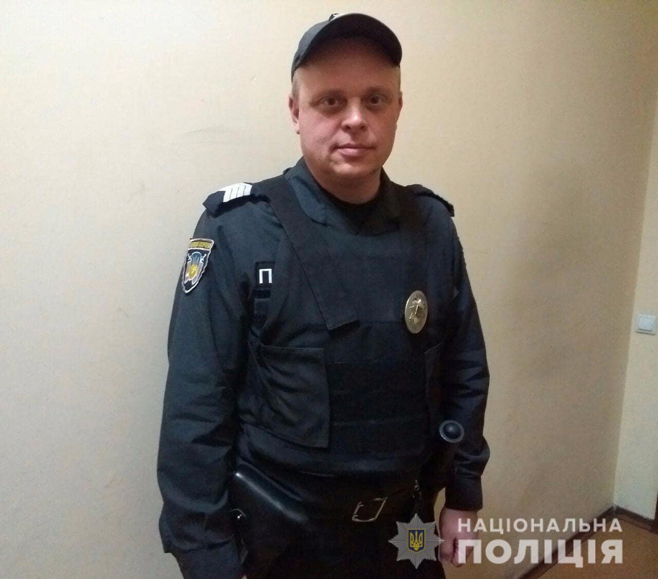 Полицейский спас 20 пассажиров маршрутки от ДТП