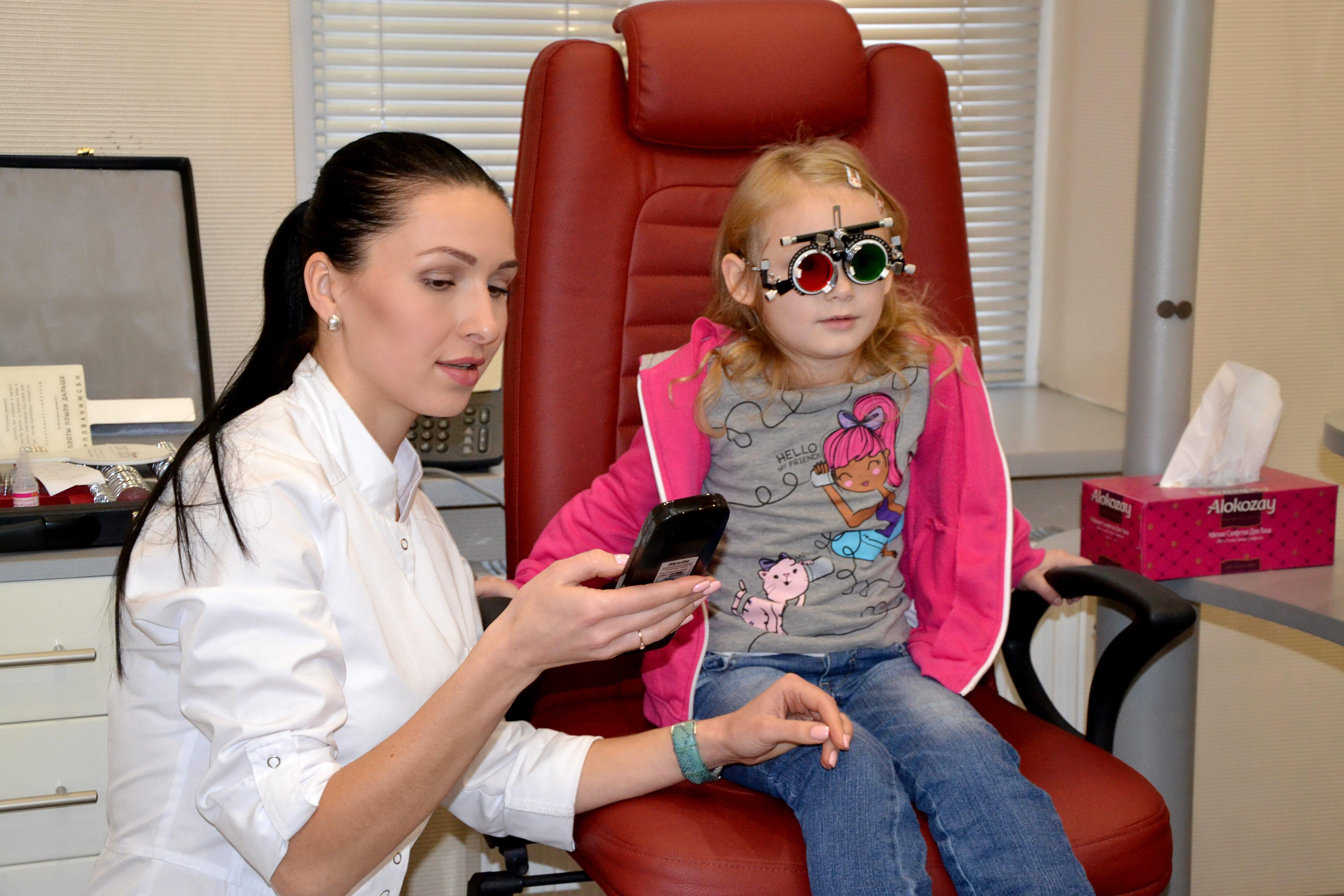 Эффективные методы диагностики и лечения нарушений зрения
